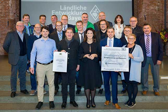 Staatspreis 2019 Dorferneuerung und Baukultur
